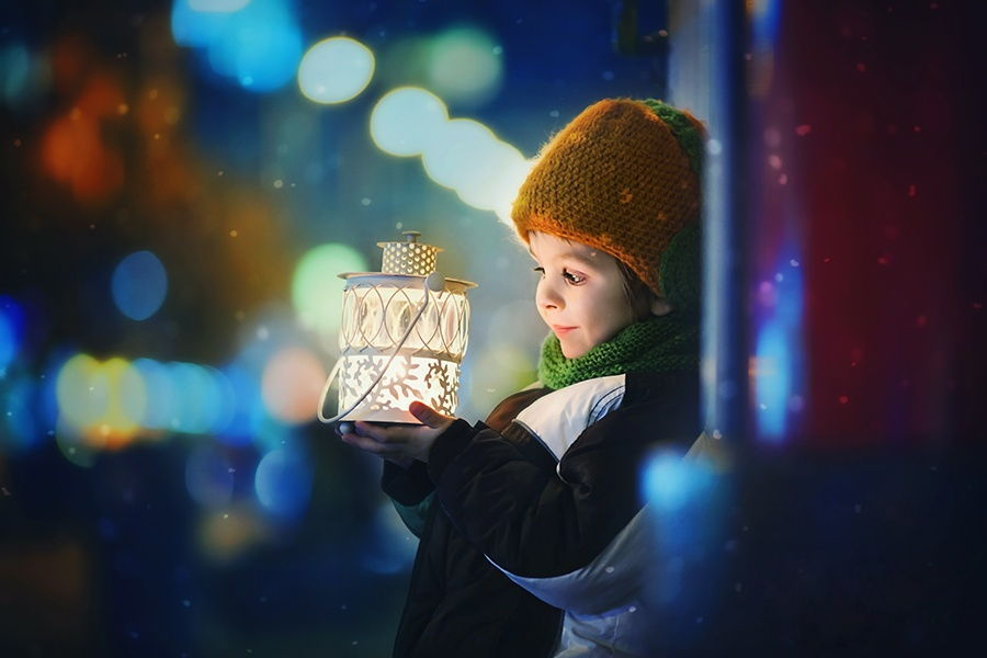 The miracle of Christmas by Tatyana Tomsickova