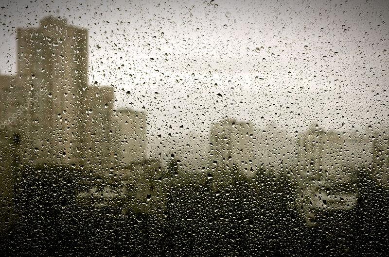 Погода, господа, нынче - дрянь.