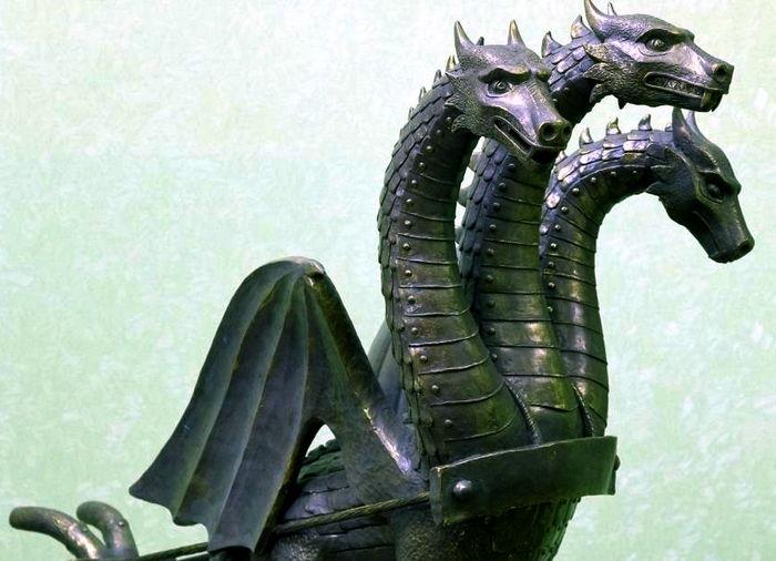 Змей Горыныч, освободитель