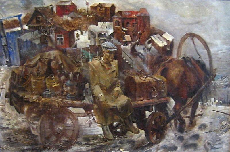 С.Архипов. Старьевщик