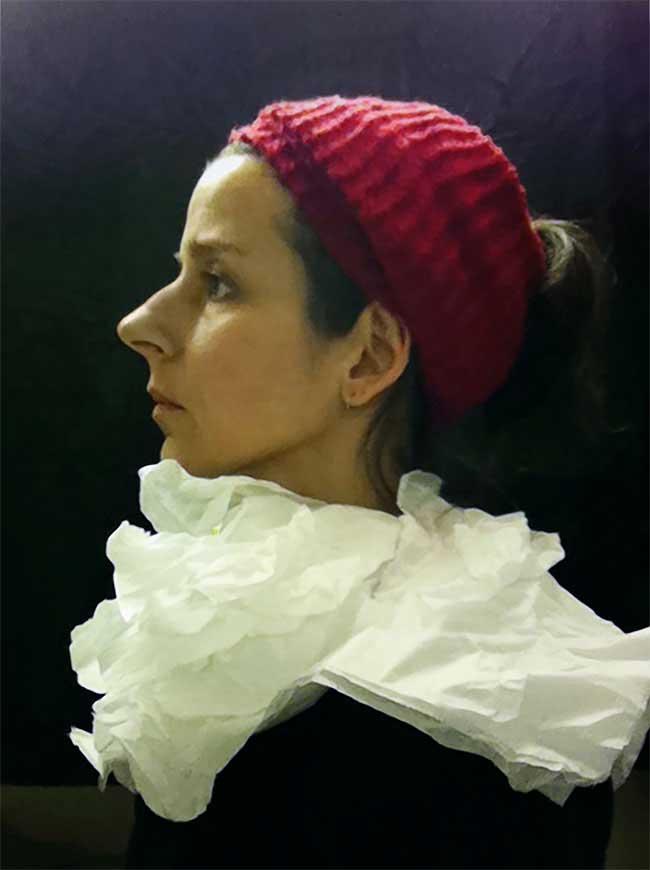 Туалетные автопортреты во фламандском стиле