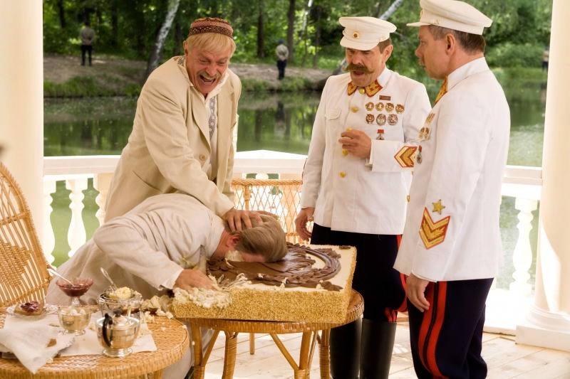 Смерть Сталина по Мигалкову