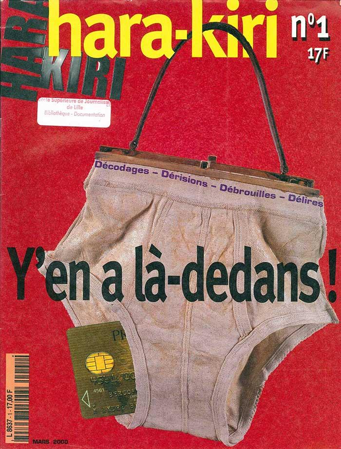 Hara Kiri magazin