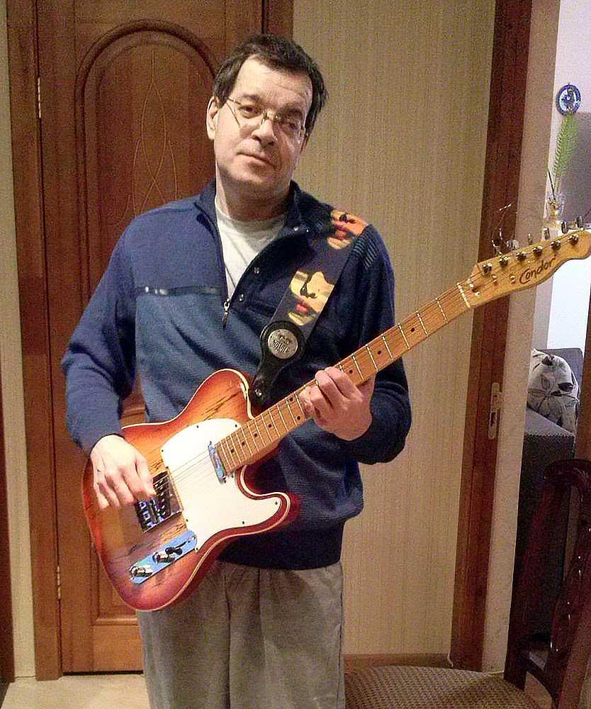 Дима Павленко. Последняя  фотография