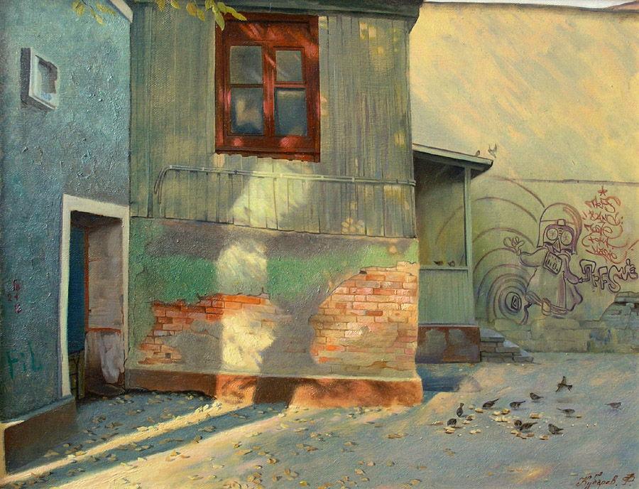Москва Филиппа Кубарева