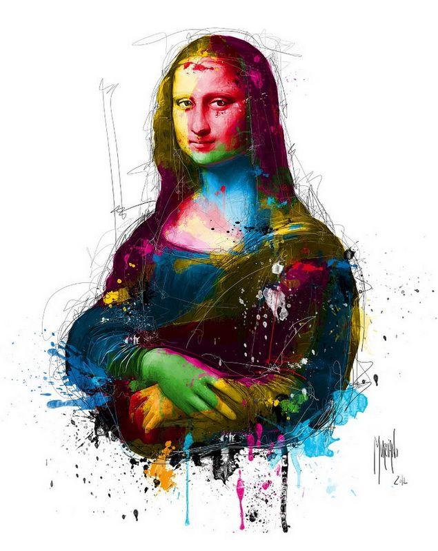 Мона Лиза be NN