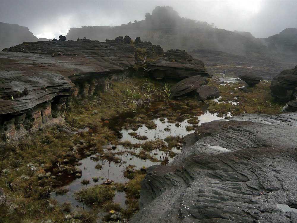 Tepuy - затерянный мир