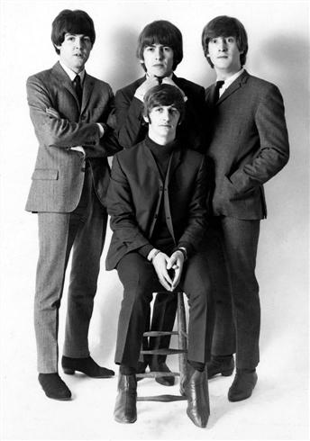 The Beatles 1964 by Robert Whitaker