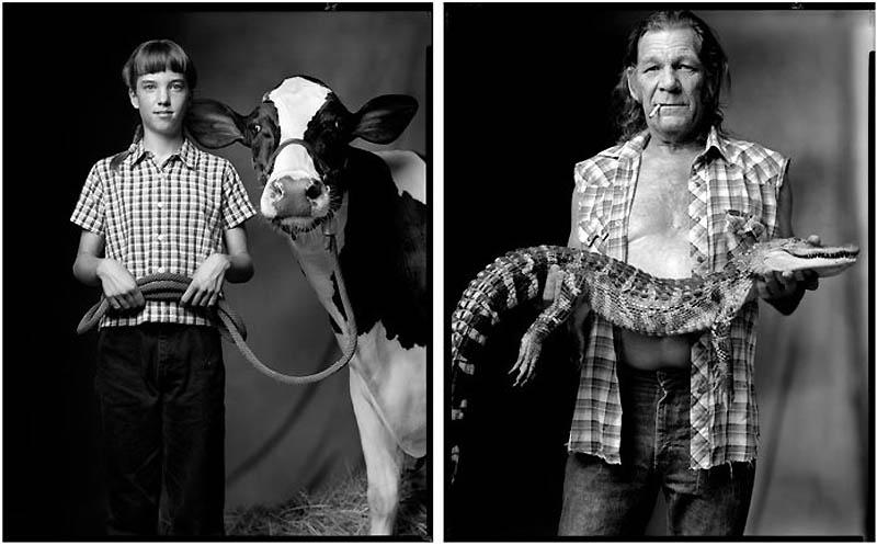 Участник выставки домашнего скота | Охотник на крокодилов из Луизианы