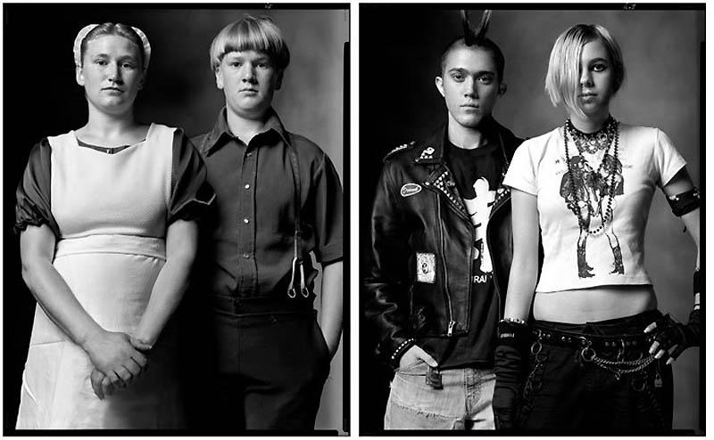 Подростки-амиши | Подростки-панки, 2004-2004 гг