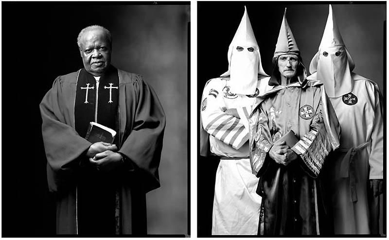 Баптистский священник | Ку-Клукс-Клан, 2002-2002 гг