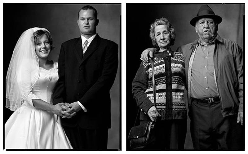 Молодожены | Старожилы брака, 2004-2004 гг