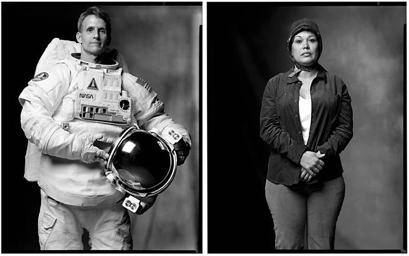 Астронавт | Похищенная инопланетянами, 2003-2005 гг