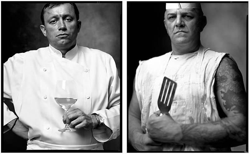 Шеф-повар французского ресторана | Повар из уличной забегаловки, 2006-1999 гг