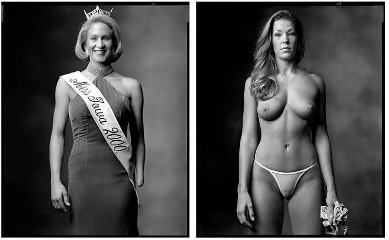 Победительница конкурса красоты | Стриптизерша, 2000-2002 гг