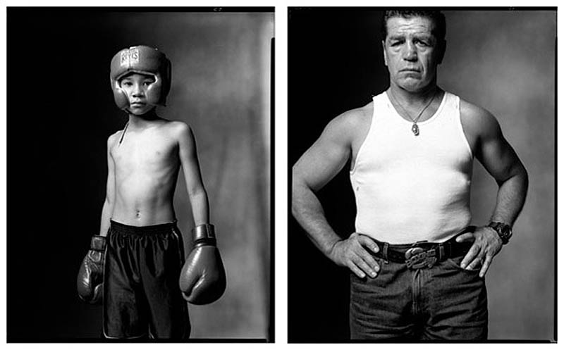 Маленький боксер | Боксер на пенсии, 2002-2002 гг