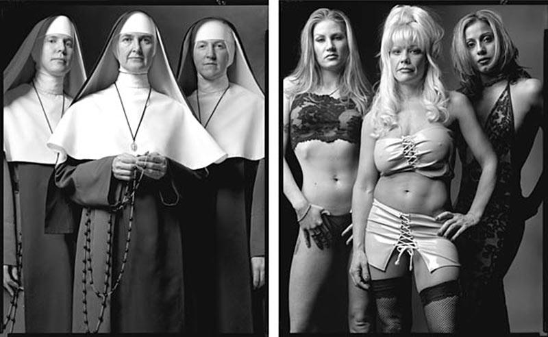 Католические монахини | Проститутки