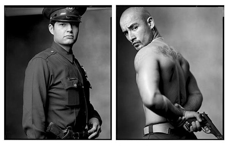 Полицейский | Член банды