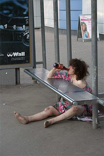 Пьяная жара