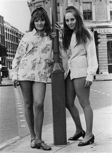 mini-skirts