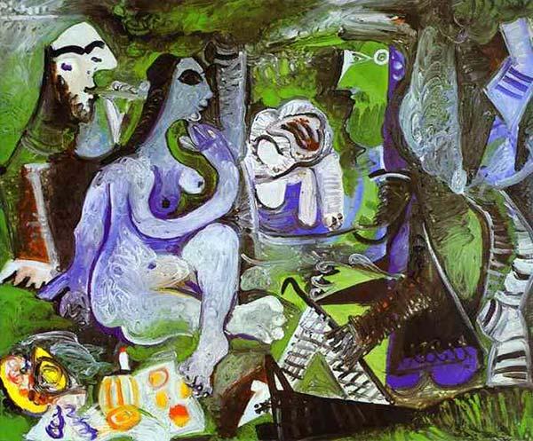 Pablo Picasso 1961