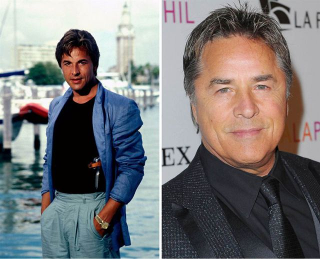 Donnie Wayne Don Johnson