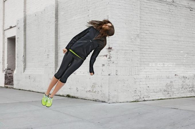 Nike против гравитации