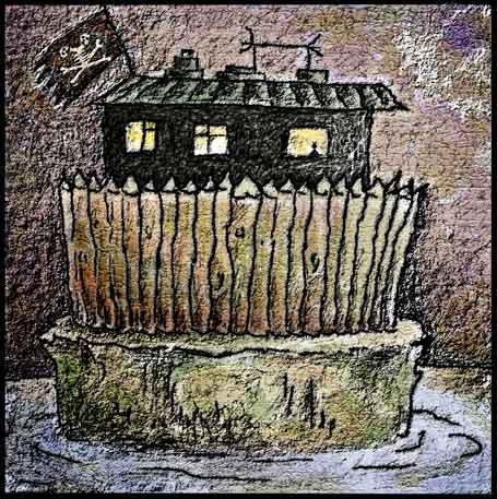 Мой дом - моя крепость