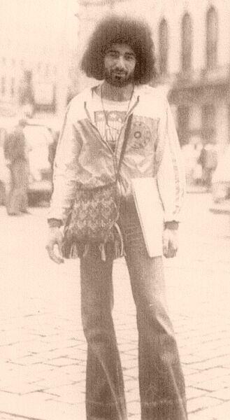 Ришад Шафи начало 80