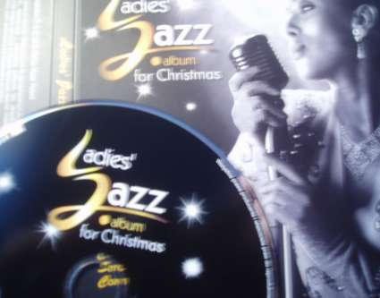 Ladies Jazz For Christmas cd