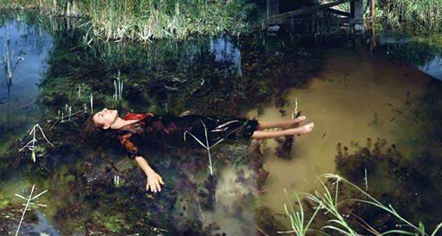 Ofelia by Ellen Kooi 2006