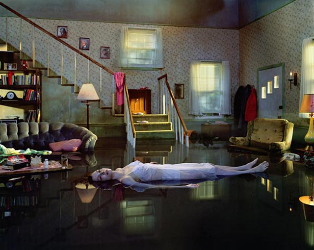Ophelia by Gregory Crewdson 2001
