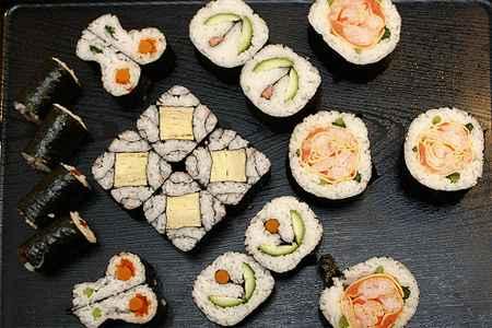 Sushi Art