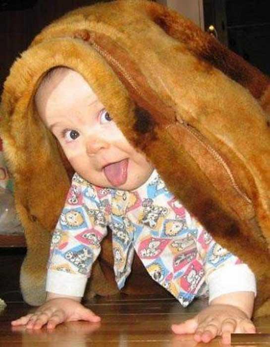 Забавные фотографии детей