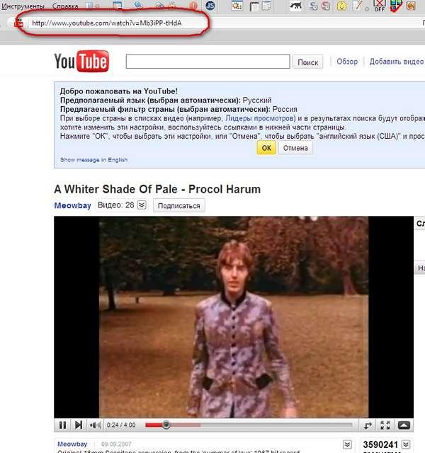 Как скачать с Youtube.com